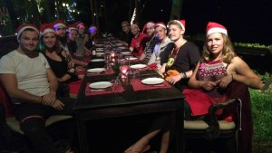christmass diner