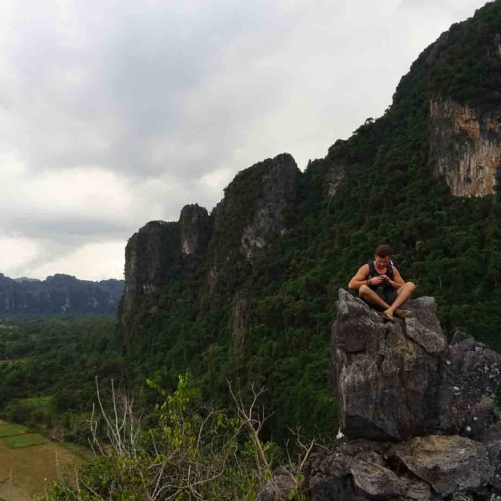 viewpoint vangvieng